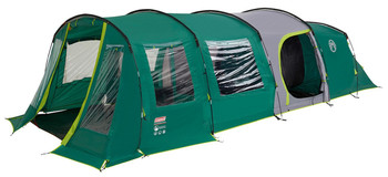 Coleman Pinto Mountain 5 Plus XL  - With Award Winning Black -Out Bedrooms -FREE Coleman Event Shade (Worth £149.99 RRP)