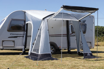 Sunncamp Swift 260 Deluxe - Dark Grey -2019