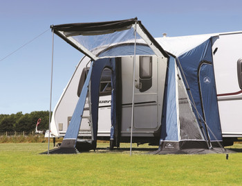 Sunncamp Swift 220 Deluxe - Blue -2019