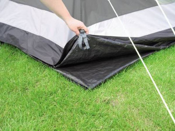 Outdoor Revolution Airedale 6S & Pro Climate Footprint Groundsheet - 2019