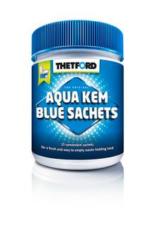 Aqua Kem Blue Sachets x 15