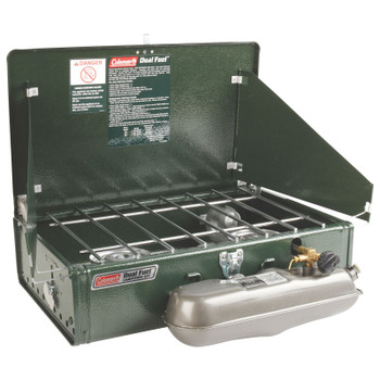 Coleman Unleaded 2-Burner Stove - 2020 Stock