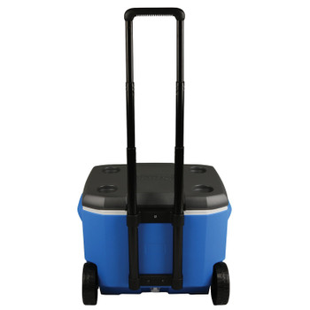 Coleman 60QT Tricolour Wheeled Cooler - NEW for 2020