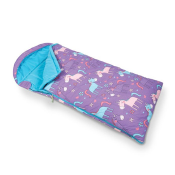 Kampa Childs Sleeping Bag - 2020 Designs