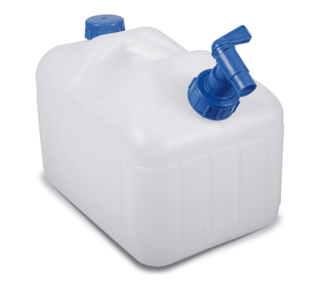 Sunncamp 10 Litre Water Carrier with Moulded Handle & Tap