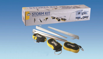 PLS Awning Storm Tie Down Kit - Ideal for awnings, gazebos and windout awnings