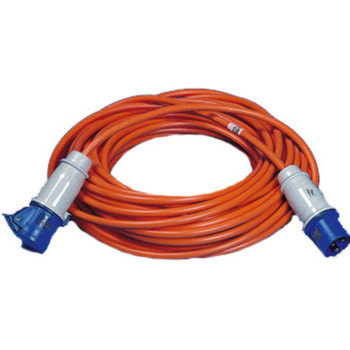 Vechline 25m Mains lead Complete with Carry Bag