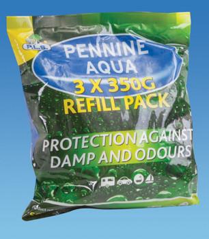 Pennine AQUA Refill Sachets 3 x 350g