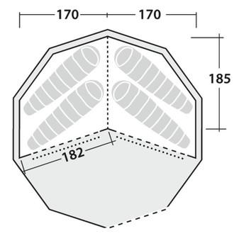 Robens Inner Tent Klondike