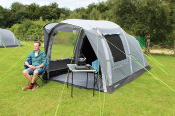 Outdoor Revolution Camp Star 350 - Complete with Footprint & Carpet - NEW for 2021