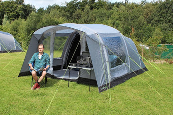 Outdoor Revolution Camp Star 500 - Complete with Footprint & Carpet - NEW for 2021