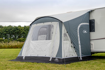 Sunncamp Swift Deluxe 260 SC - New for 2020 - FREE Rear Pad Poles