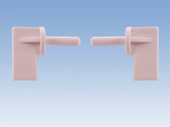 Filtapac Water Carver/Truma Crystal 2 Water Plug Security Clips (Pk 2)