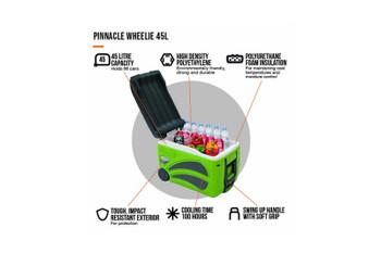 Vango Pinnacle Wheelie 45L-100Hr Cooler