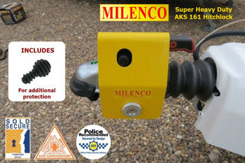 Milenco Super Heavy Duty AKS 161 Hitchlock - Suitable for Swift Basecamp
