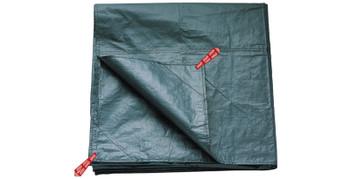 Coleman Universal Tent Footprint Groundsheets