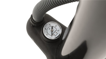 Outwell Flow Tent Pump- Built-in pressure gauge to ensure right pressure