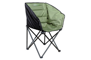 Outdoor Revolution Tub Chair - Dark Green - NEW for 2021
