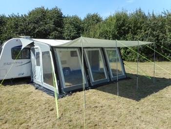 Sunncamp Sunnshield Universal Sun Canopy -240, 280 , 390