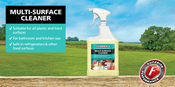 Fenwicks Multi-Surface Cleaner - Cleans, freshens and sanitises
