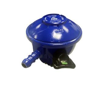 21mm Clip On Low Pressure Butane Gas Regulator - 8mm