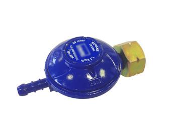 Low Pressure Butane Gas Regulator - 8mm