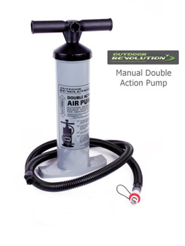 Outdoor Revolution Dual-Action Hand-Pump
