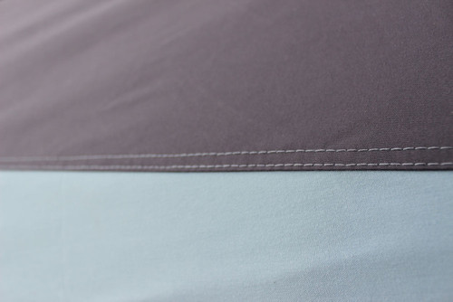 Exclusive Pro Climate fabric, Looks and Feels Like Canvas. Breathable for better temperature control & reduced condensation