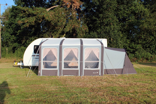 Outdoor Revolution Evora Annexe Pro Climate (Steel Pole)- New for 2018