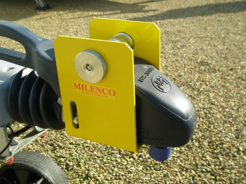 Milenco Super Heavy Duty Winterhoff WS3000 Hitchlock - Sold Secure Gold