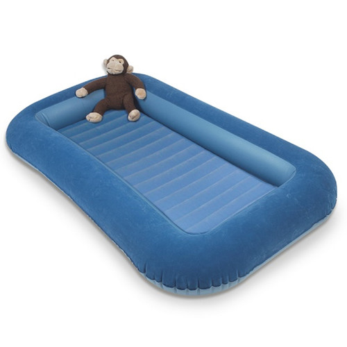 Kampa Airlock Junior Bumper Airbed -Pink or Blue