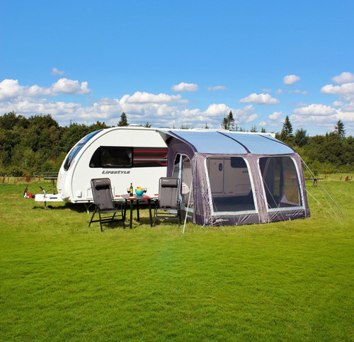 Outdoor Revolution E-Sportair 325 - 2019 Model - With FREE Rear Pad Poles worth £22.99