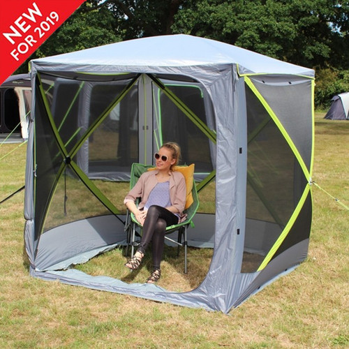 Outdoor Revolution Cayman Screenhouse 4 - NEW for 2019
