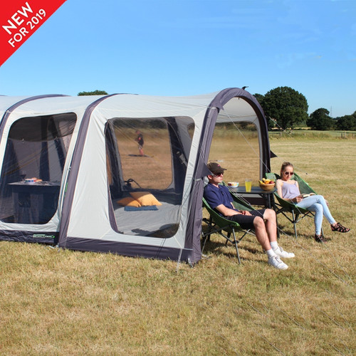 Outdoor Revolution Airedale 6S & Pro Climate E-Canopy