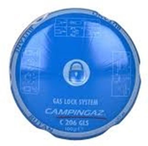 Campingaz C206 GLS  Gas Cartridge