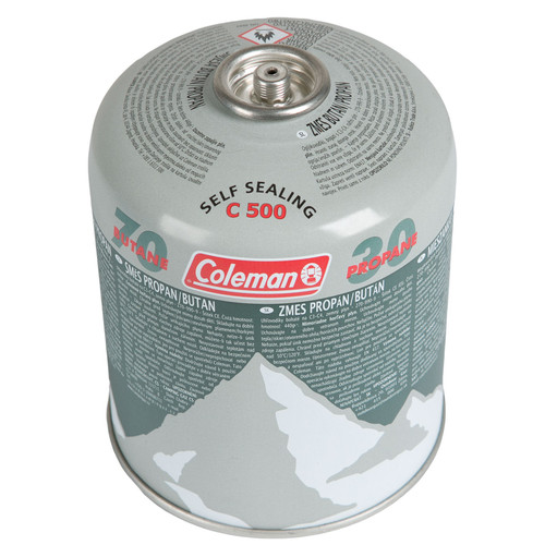 Coleman C500 Gas Cartridges - Value 6 Pack