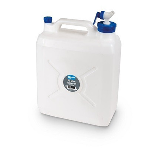 Kampa 10 Litre Jerrycan with tap