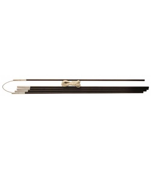 Vango Fibreglass Pole Set 12.7mm - 5 x 65cm length poles