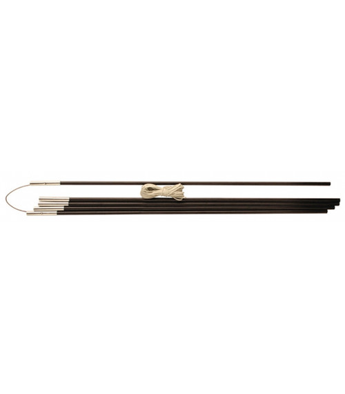 Vango Fibreglass Pole Set 6.9mm - 3 x 65cm length poles