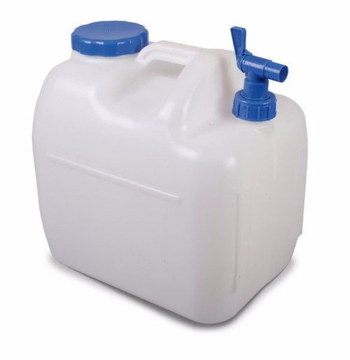 Sunncamp 23 Litre Water Carrier with Moulded Handle & Tap