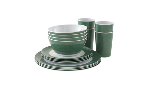 Outwell Blossom Picnic Set 4 Persons Deep Sea