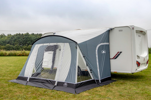 Sunncamp Swift Deluxe 325 SC - New for 2020 - FREE Rear Pad Poles