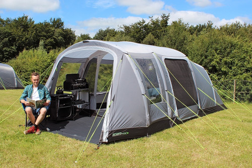Outdoor Revolution Camp Star 500XL - Complete with Footprint & Carpet - NEW for 2021