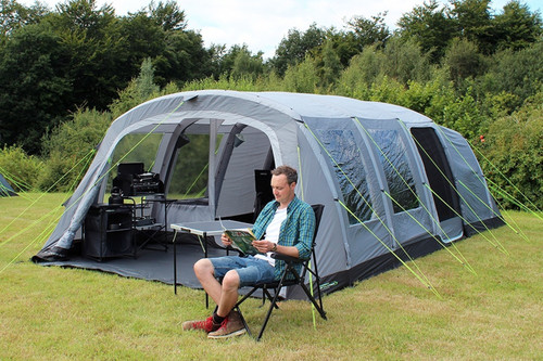 Outdoor Revolution Camp Star 600 - Complete with Footprint & Carpet - NEW for 2021
