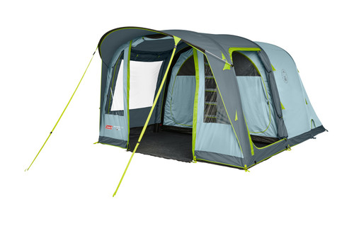 Coleman Meadowood 4 Air Blackout Tent - NEW for 2021 - Award Winning Black -Out Bedrooms