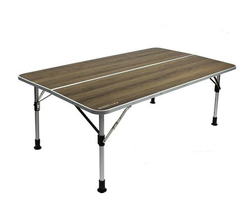 Outdoor Revolution Dura-Lite Folding Table (120 x 70cm) - Camping, Waterproof