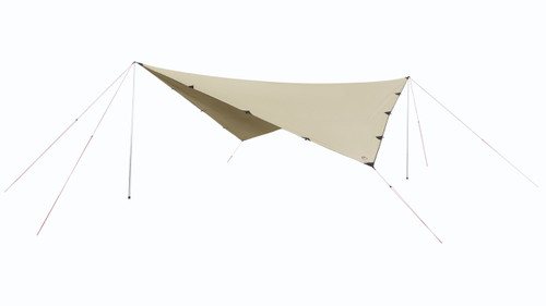 Robens Tarp 4m x 4m Polycotton - 2019 Model