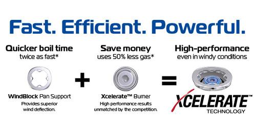 Campingaz 600SG Xcelerate™ Stove - latest 2019 Model