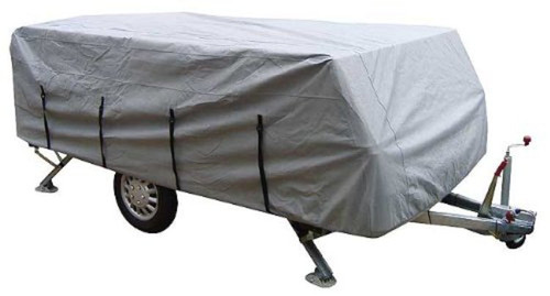 Kampa Breathable Trailer Tent/Folding Camper Storage/Winter Cover