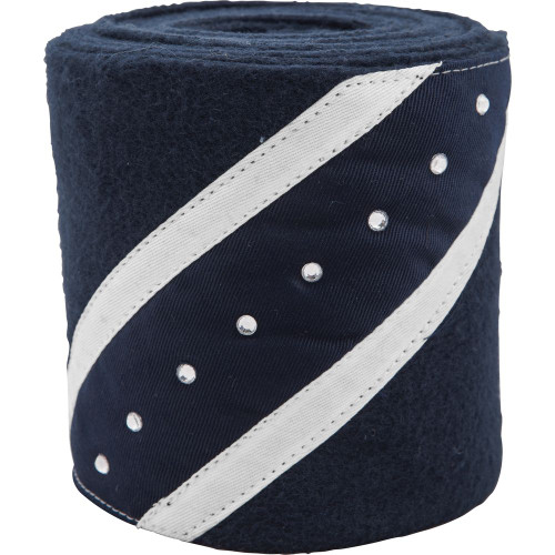 Starlight Diamond Navy Blue Bandage